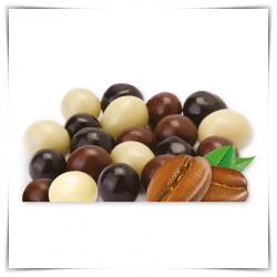 Çikolata Kaplı Kahve Draje (Dökme)