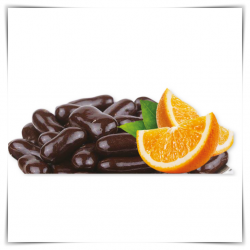 Çikolata Kaplı Portakal Draje (Dökme)