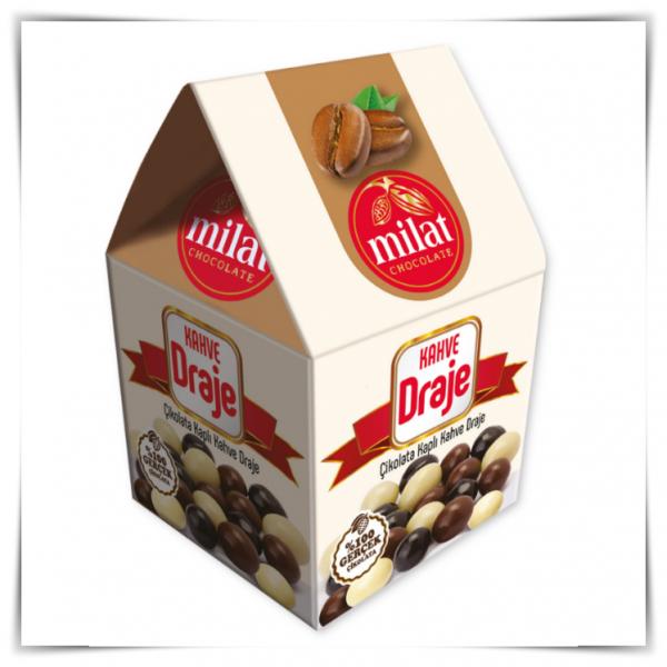 Çikolata Kaplı Kahve  Draje 100 gr