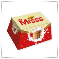 My Miss Sütlü Baton Çikolata