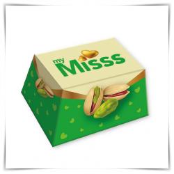 My Miss Antep Fıstıklı Baton Çikolata