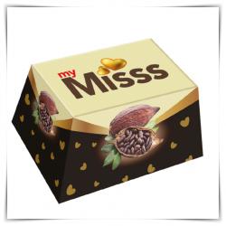 My Miss Bitter Baton Çikolata